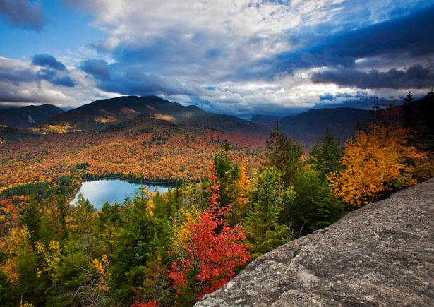 Algonquin Wright Peaks, Adirondack, NY